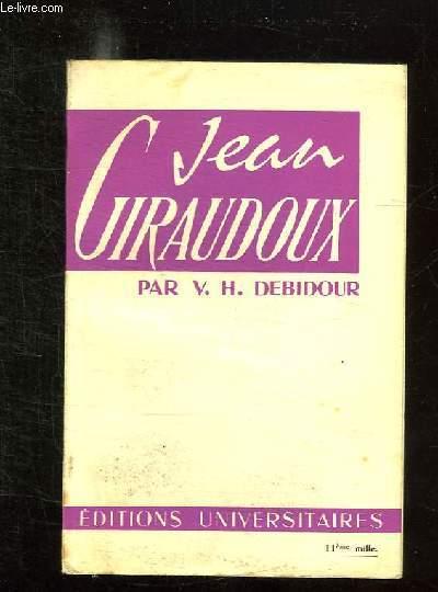 JEAN GIRAUDOUX. 2em EDITION.