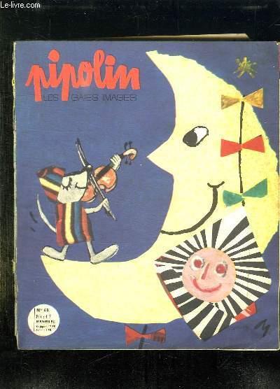 PIPOLIN N° 68 AU N° 72.