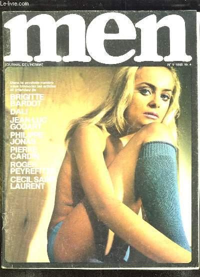 MEN N° 1. 1968. REVUE POUR ADULTES. SOMMAIRE: FABRE FABIENNE, LE TOUR DU MONDE DE SAM, VIVRE DANS L UNIVERS...