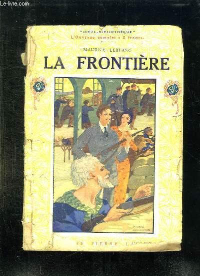 LA FRONTIERE.