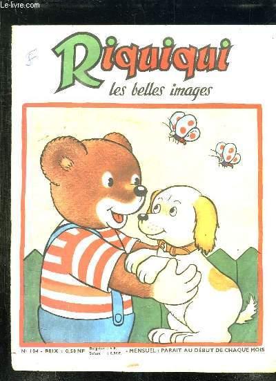 RIQUIQUI LES BELLES IMAGES N° 104. LE JOLI MOIS DE MAI.
