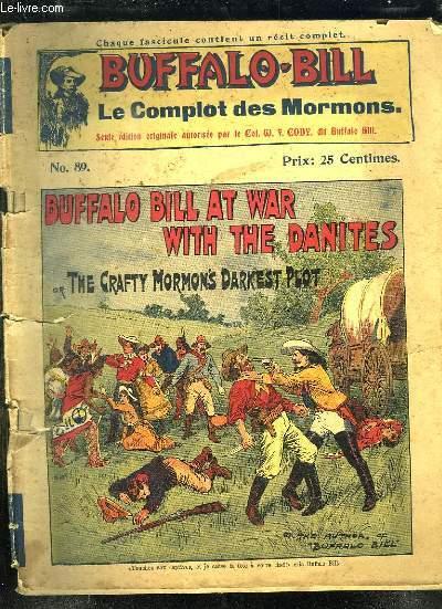 BUFFALO BILL N° 89. LE COMPLOT DES MORMONS.