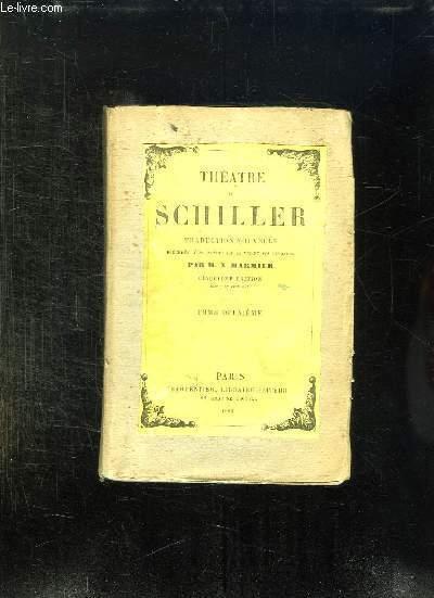 THEATRE DE SCHILLER.