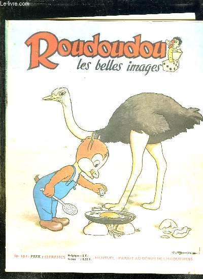 ROUDOUDOU LES BELLES IMAGES N° 104.