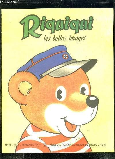 RIQUIQUI LES BELLES IMAGES N° 82.
