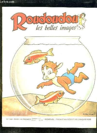 ROUDOUDOU LES BELLES IMAGES N° 108. ROUDOUDOU ET LE POISSON ROUGE.