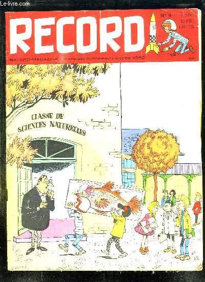 RECORD N° 9 1962. UNE CIVILISATION DE CONQUERANTS LES ASSYRIENS, DES JARDINS VIVANTS SOUS LA MER LE CORAUX...