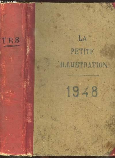FRANCE ILLUSTRATION DU N° 12 FEVRIER 1948 AU N° 25 DU 15 DECEMBRE 1948.
