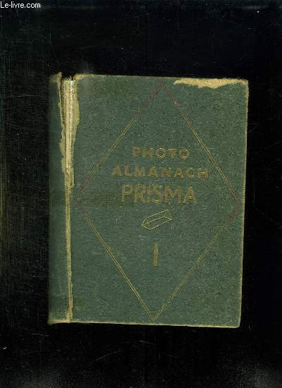 LE PHOTO ALMANACH PRISMA. 1