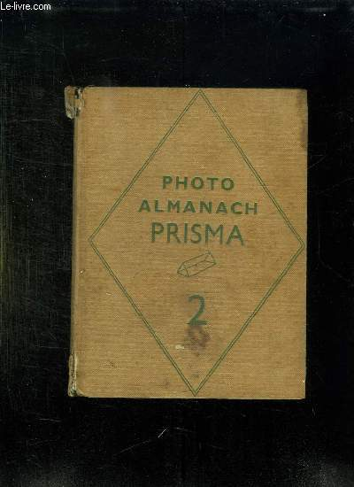 LE PHOTO ALMANACH PRISMA 2.