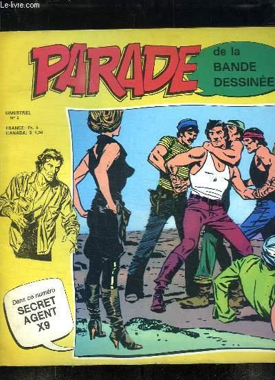 PARADE N° 5. DE SEPTEMBRE 1975.