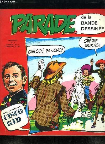 PARADE N° 3. SEPTEMBRE 1974.
