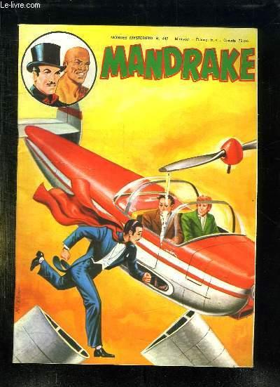 MANDRAKE N° 447 DE AOUT 1979.