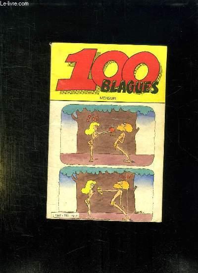 100 BLAGUES N° 280.
