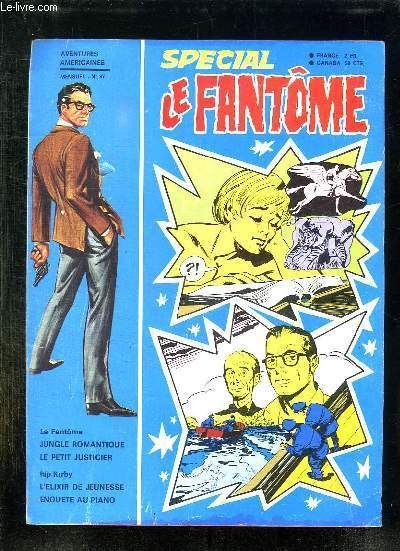 AVENTURES AMERICAINES N° 87 SPECIAL LE FANTOME.