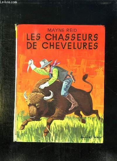 LES CHASSEURS DE CHEVELURES.