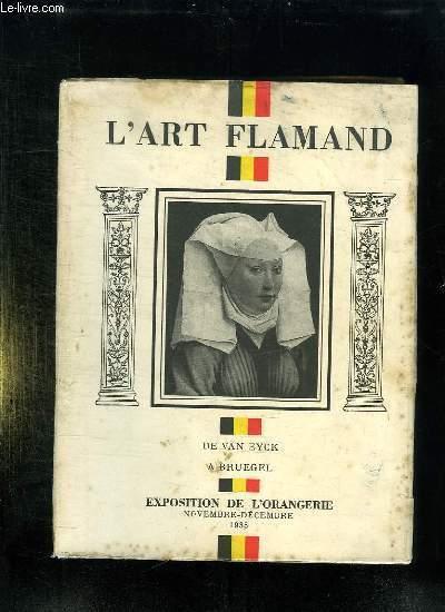 L ART FLAMAND.