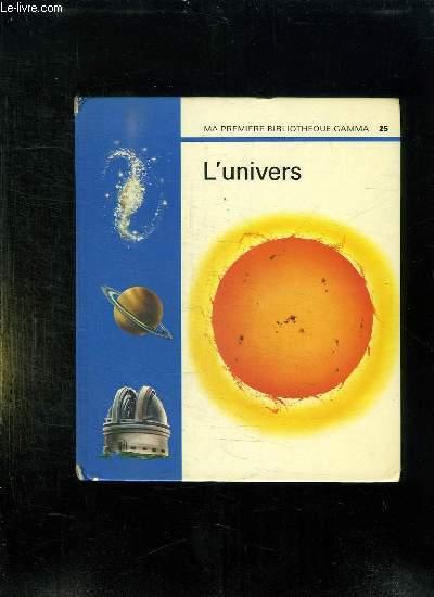L UNIVERS.