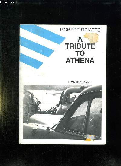 A TRIBUTE TO ATHENA.