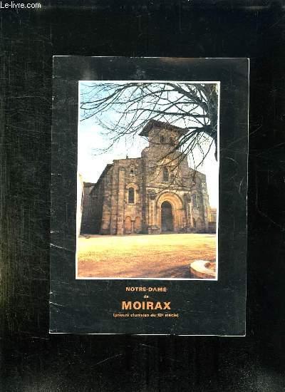 NOTRE DAME DE MOIRAX.