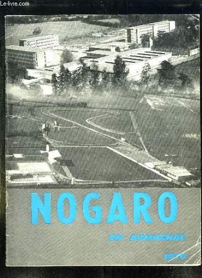 BULLETIN OFFICIEL MUNICIPAL N° 1. NOGARO.