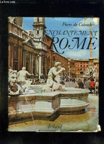 ENCHANTEMENT DE ROME.