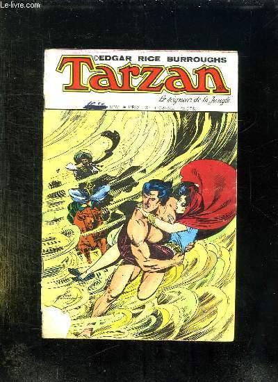 TARZAN N° 60. LA REINE DES TOUAREG.
