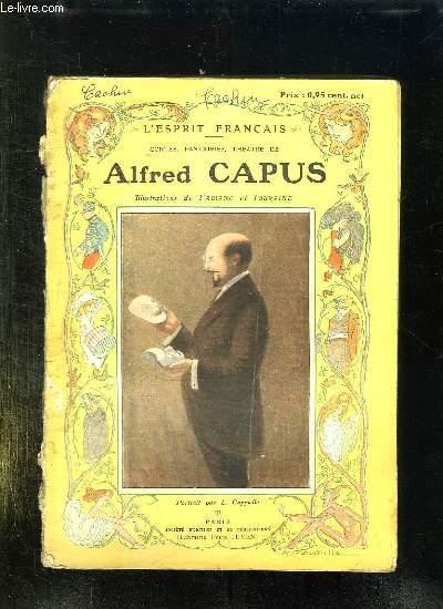 ALFRED CAPUS.