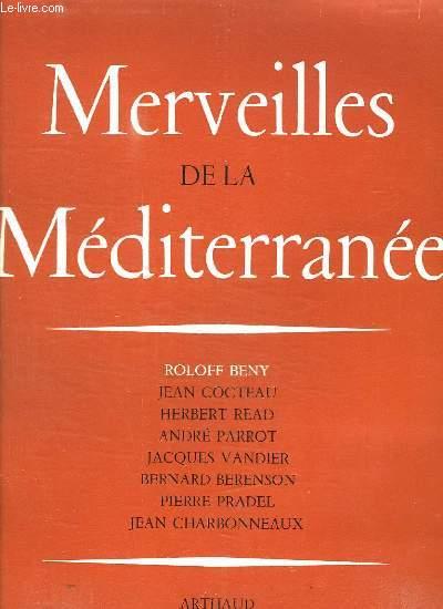 MERVEILLES DE LA MEDITERRANEE.
