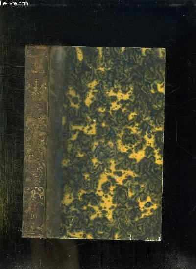 BIBLIOTHEQUE DU COMMERCE. MEMORIAL DE JURISPRUDENCE COMMERCIALE ET MARITIME. TOME 10: CONCERNANT LES LIVRAISINS DE L ANNEE 1833.