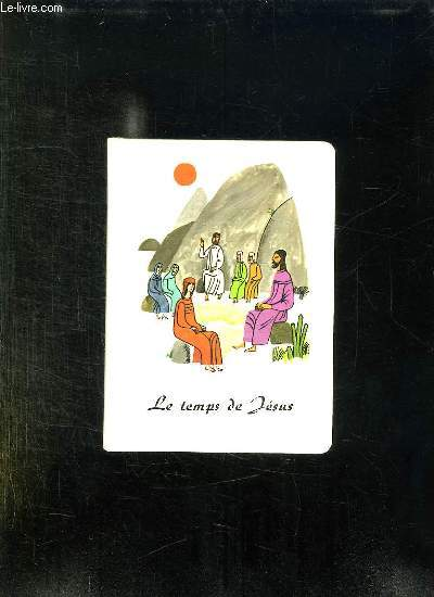 MA PETITE BIBLE. II: LA VIE DE JESUS.