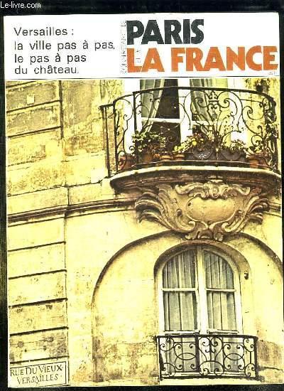 CONNAISSANCE DE PARIS ET DE LA FRANCE N° 34 - 35. SOMMAIRE: VERSAILLES LA VILLE, QUARTIE SAINT LOUIS, QUARTIER NOTRE DAME...