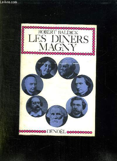 LES DINERS MAGNY.