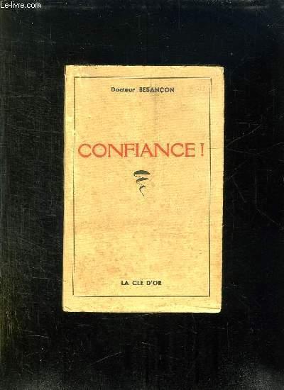CONFIANCE.