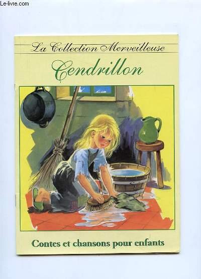 CENDRILLON. INCOMPLET MANQUE LE CD.