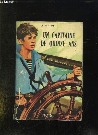 UN CAPITAINE DE QUINZE ANS.