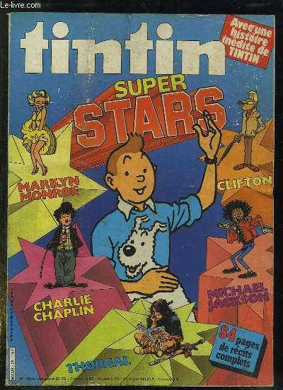 TINTIN SUPER STARS N° 13 BIS.