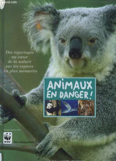 ANIMAUX EN DANGER.