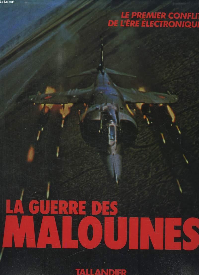 LA GUERRE DES MALOUINES.