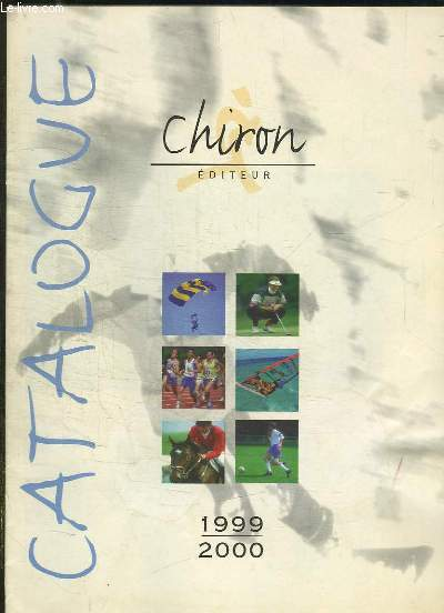 CATALOGUE 1999 2000.