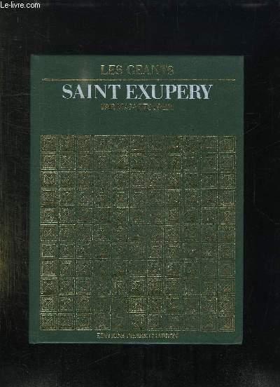 SAINT EXUPERY.