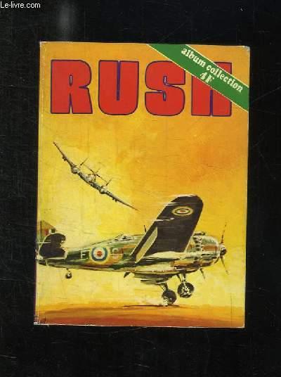 RUSH ALBUM N° 20. N° 48 ET N° 49 A L INTERIEUR.