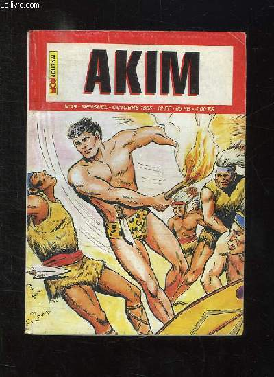 AKIM N° 19.