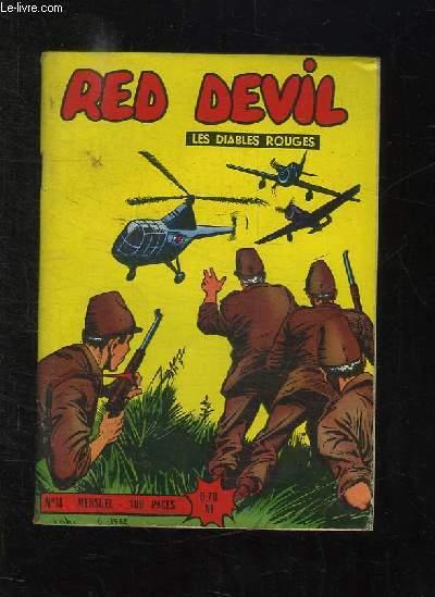 RED DEVIL N° 14. LES DIABLES ROUGES.