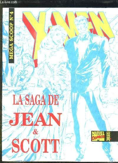 MEGA SCOPP N° 4. LA SAGA DE JEAN ET SCOTT.