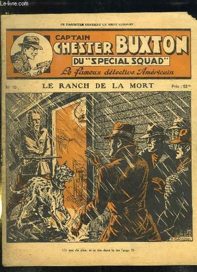CAPTAIN CHESTER BUXTON N° 10. LE RANCH DE LA MORT.