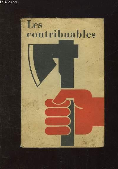 LES CONTRIBUABLES. PROCES VERBAUX NOVEMBRE 1935.
