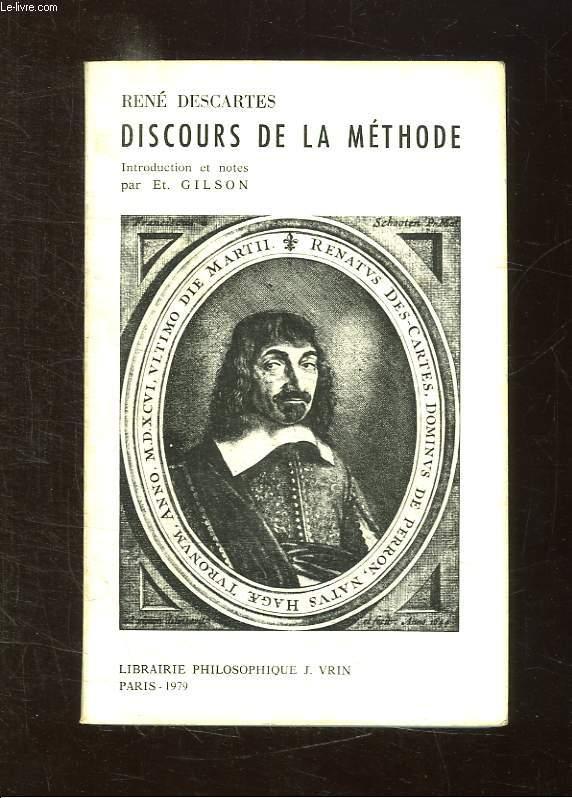 DISCOURS DE LA METHODE.