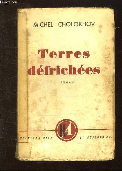 TERRES DEFRICHEES.