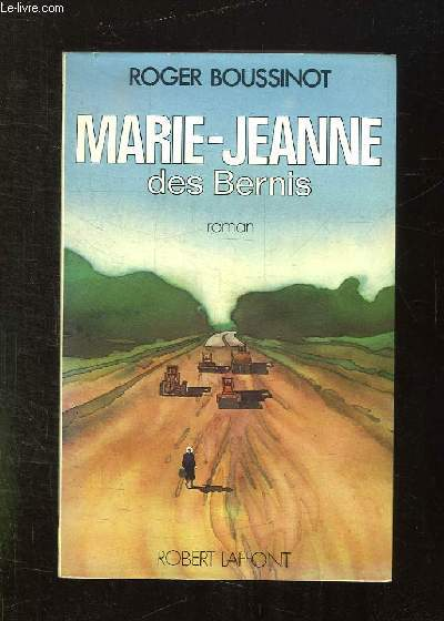 MARIE JEANNE DES BERNIS.